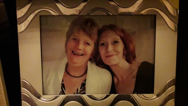Me&my beautiful mum