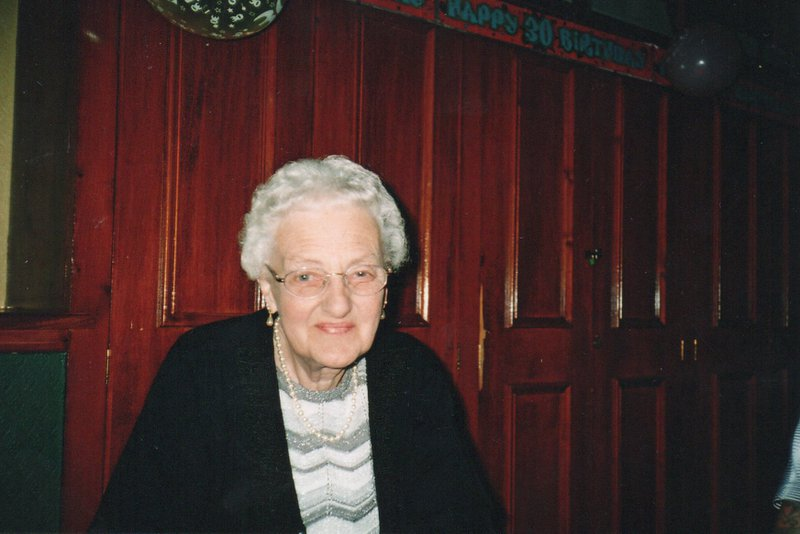 Dorothy May Aplin