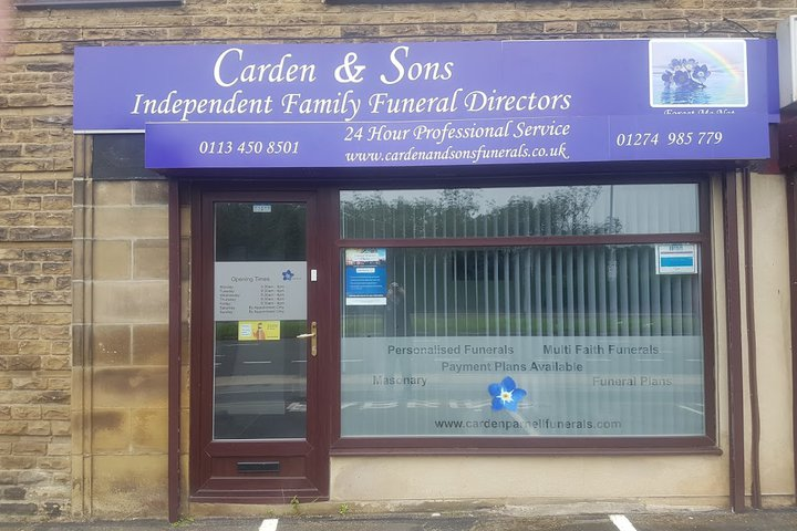 Carden & Sons Independent Family Funeral Directors