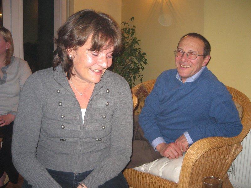 David and Nicky 2006