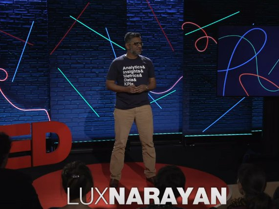 lux narayan ted talk