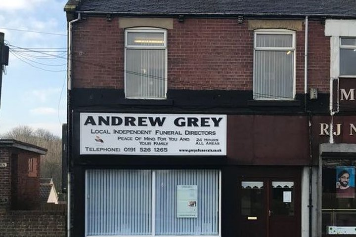 Andrew Grey Funeral Directors, South Hetton