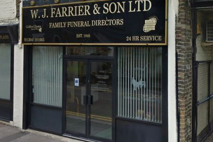 W.J Farrier & Son Ltd, Dover