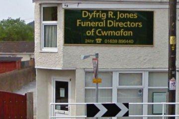 Dyfrig Rhys Jones of Cwmafan