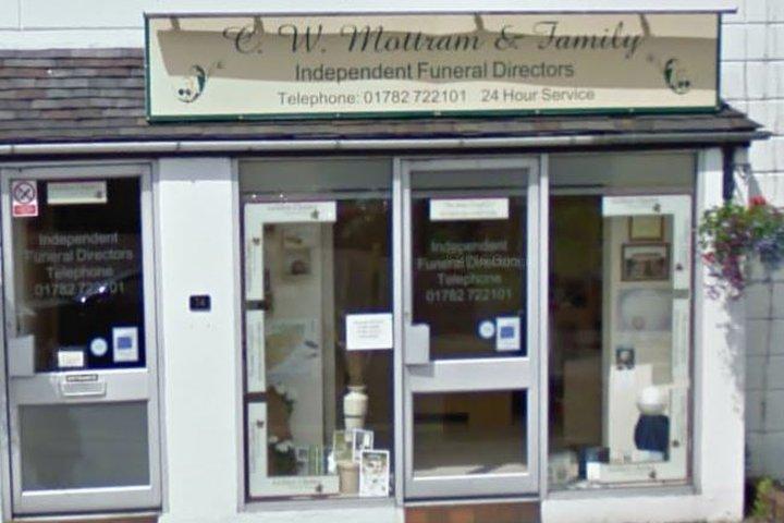 C W Mottram Funeral Services Ltd