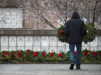 Say their names: Wreaths Across America