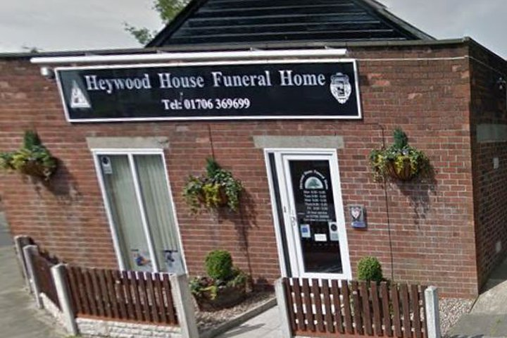 Gibson House Funeral Home Ltd, Heywood