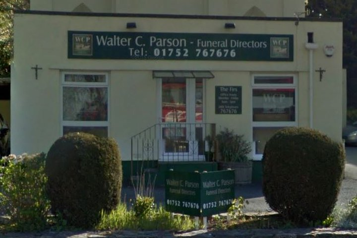 Walter C Parson, Head Office