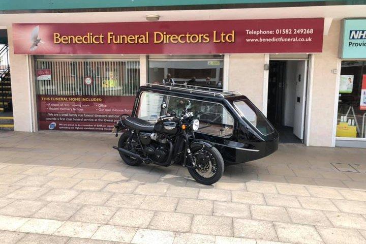 Benedict Funeral Directors Ltd, Houghton Regis