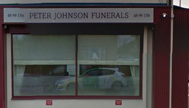 Peter Johnson Funeral Directors, Hartleyburn Avenue