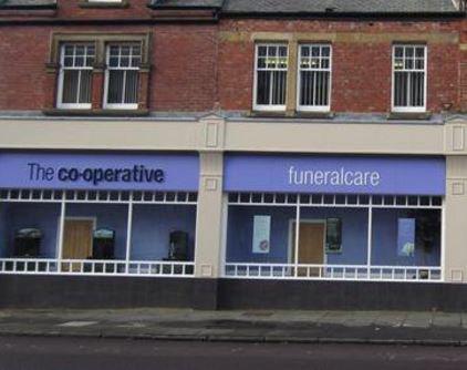 Co-op Funeralcare, South Shields