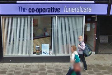The Co-operative Funeralcare, Galashiels