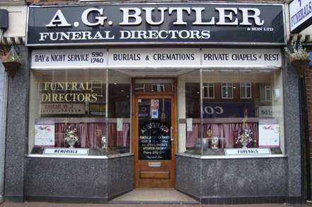 A.G Butler & Son Ltd, Dagenham Green Lane