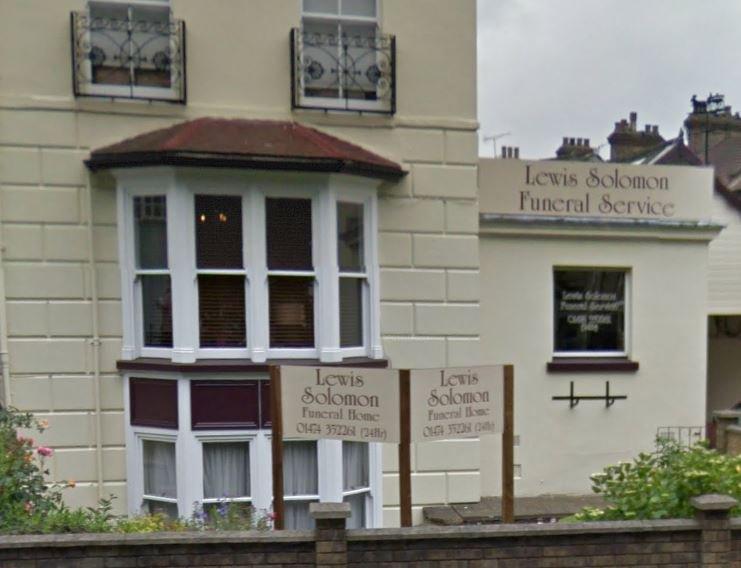 Lewis Solomon Funeral Service, Kent, funeral director in Kent
