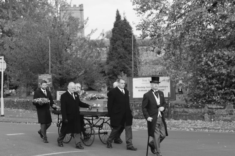 Durrant Funeral Services, Staffordshire, funeral director in Staffordshire