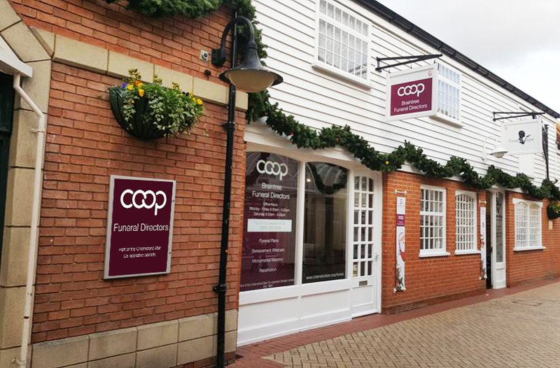 Co-operative Funeral Services George Yard,  Essex , funeral director in  Essex