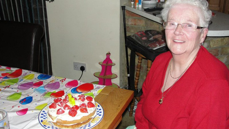Another from Edna's 85th birthday celebration