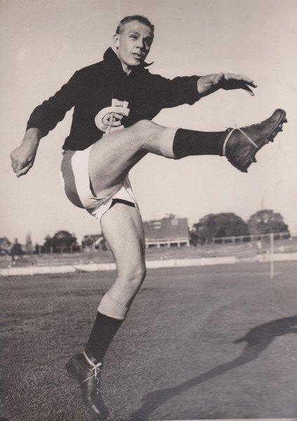 John Albert O'Keefe Our Champion at Carlton Football Club