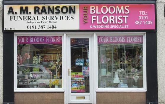 A M Ranson Funeral Director