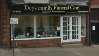 Deys Family Funeral Care, New Edlington