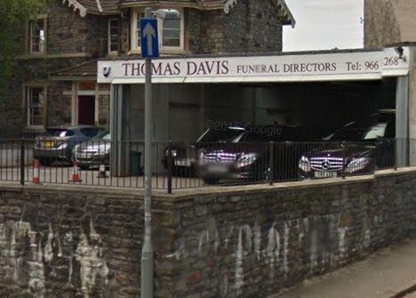 Bristol South Funeral Services, Southville