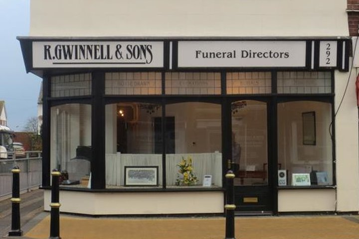 R Gwinnell & Sons, Dovercourt