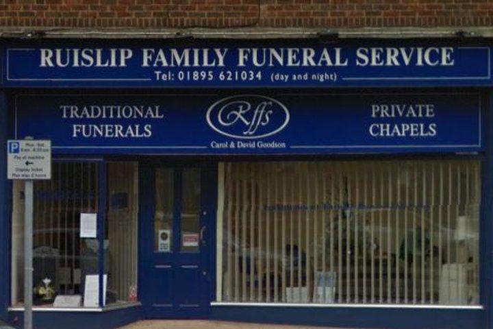 Ruislip Funeral Service