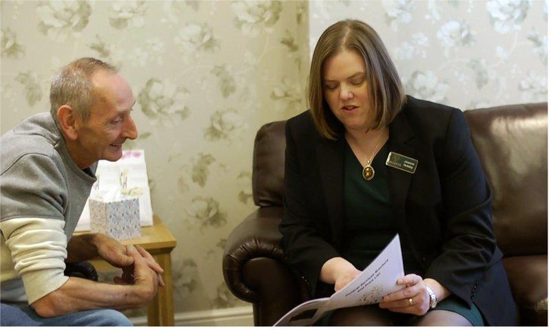 Gillotts Funeral Directors, Eastwood, Nottingham, funeral director in Nottingham