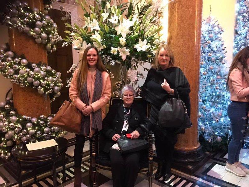 Kirsty, Betty & Lynn