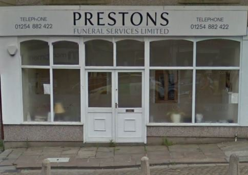 Prestons Funeral Services
