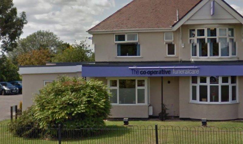 Co-operative Funeralcare (Midcounties), Swindon