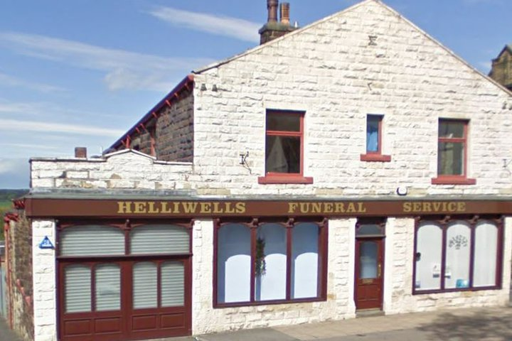 Helliwells Funeral Service Ltd, Nelson