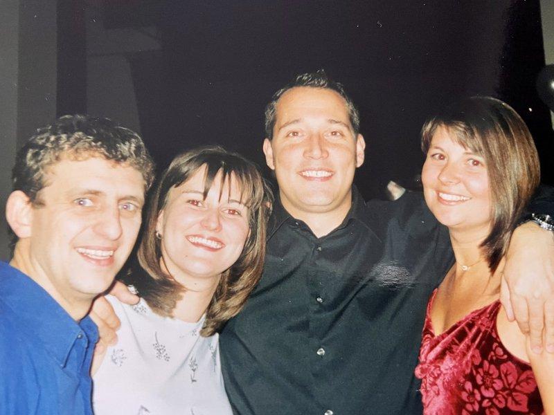 Love from Lisa, Louise & Nigel x