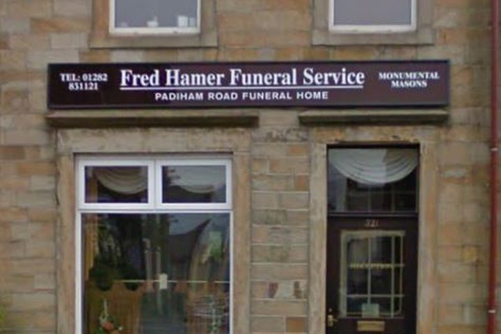 Fred Hamer Funeral Services, Burnley