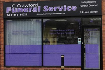 C. Crawford Funeral Service