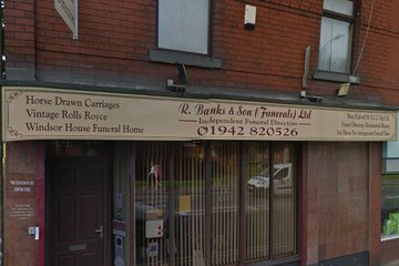 R Banks & Son (Funerals) Ltd, Wigan Windsor House