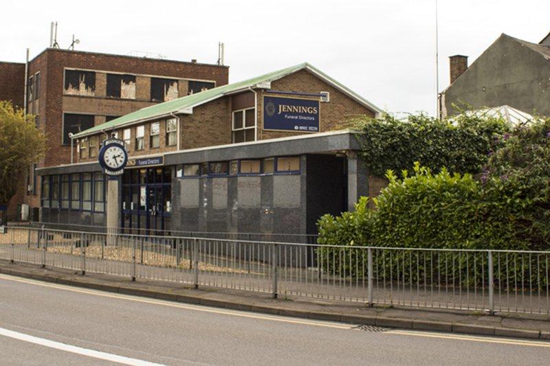 Jennings Funeral Directors, Horseley Fields
