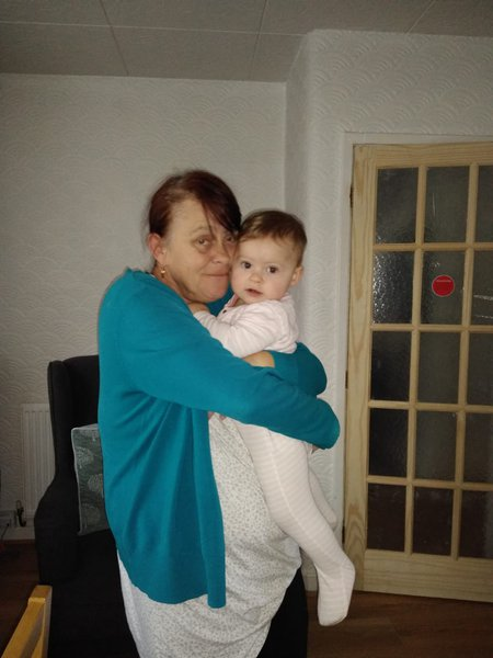 Nan We Love &  Miss You Always, Here's A Pic Of Mum & Ivy So Gutted You Never Got To Meet Her But I Guess You Know Her Already, Thank You. We Keep The Spirit's Going At Xmas But It's Never The Same Without You All Our Love Nan Rest In Peace xxxx 💖💐✨💕