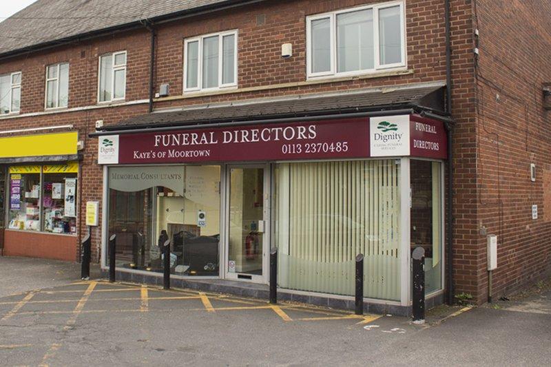 Kaye's of Moortown Funeral Directors
