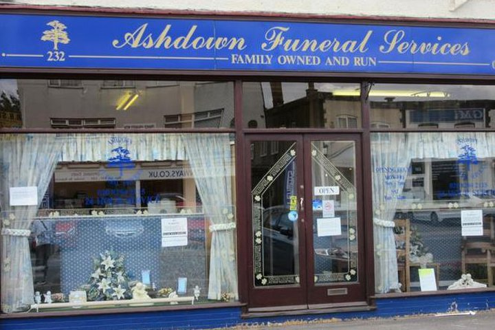 Ashdown Funeral Services, Sidcup