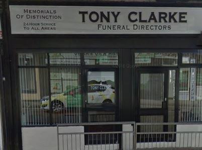 Tony Clarke Funeral Directors, Southwick