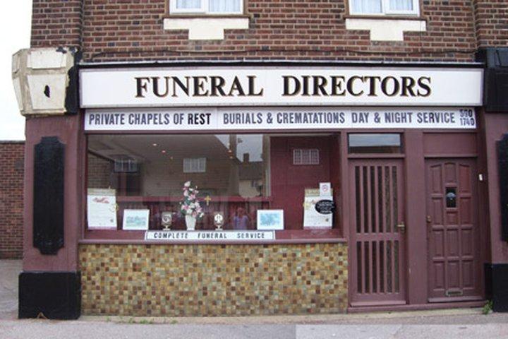 A.G Butler & Son Ltd, Dagenham Broad Street