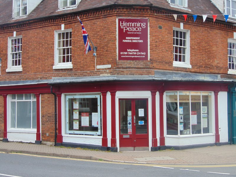 Hemming & Peace Funeral Services, Alcester
