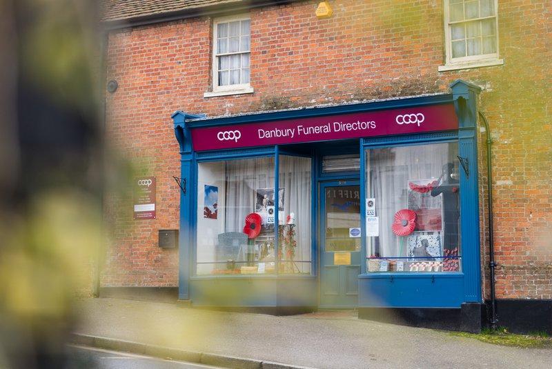 Co-operative Funeral Services Danbury, Essex, funeral director in Essex