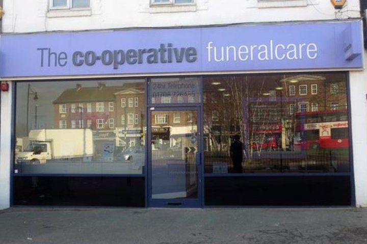 Co-op Funeralcare, Collier Row