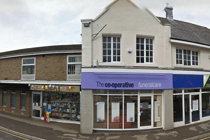 Co-operative Funeralcare (Midcounties), Stonehouse