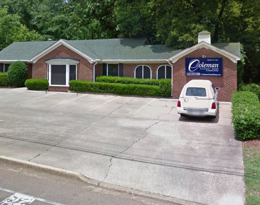 Coleman Funeral Home, Olive Branch