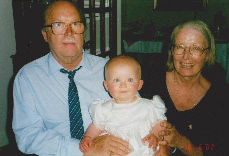My Christening 2002