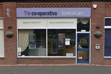 The Co-operative Funeralcare, Stockton-on-Tees Millfield House