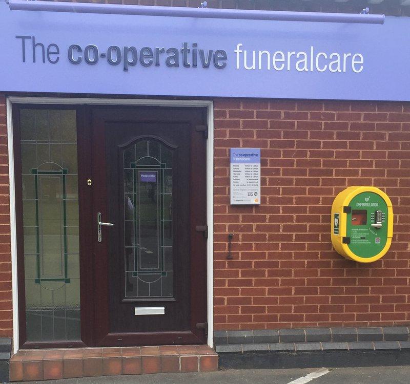 The Co-operative Funeralcare Minworth, Birmingham, funeral director in Birmingham